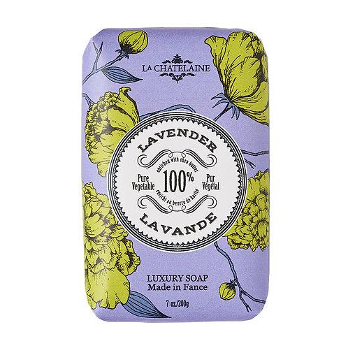 Lavender Luxury Bar Soap