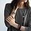 Thumbnail: Night Black Wrap Bracelet