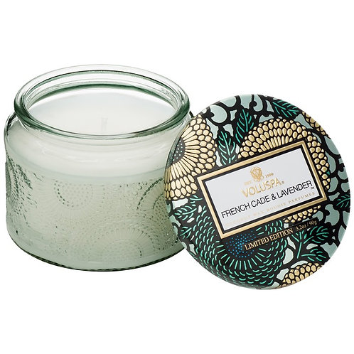 Petite French Cade & Lavender Candle