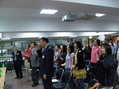 2010 重溫 - 「伴你同創 — 由牧養自己開始」座談會