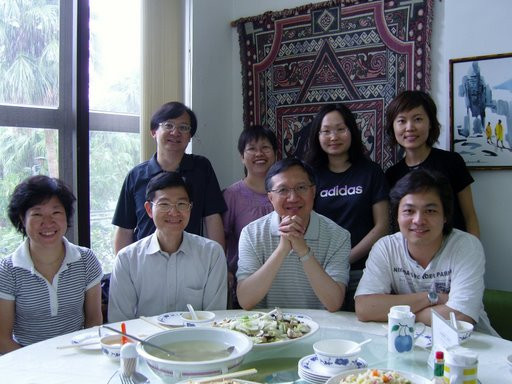 2007 重溫 - 靈根自植《默觀新苗 -- 禱告與憐憫》退修營 香港