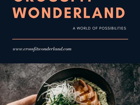 CROSSFIT WONDERLAND COOKING EBOOK vol.1