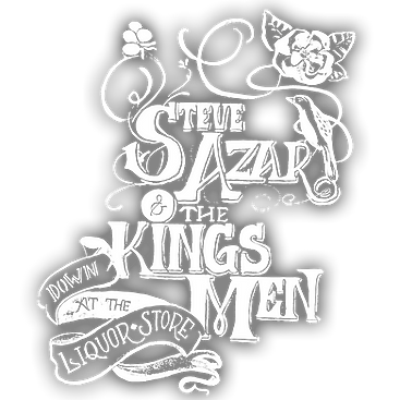 SteveAzar_Kingsmen_logo white clear with