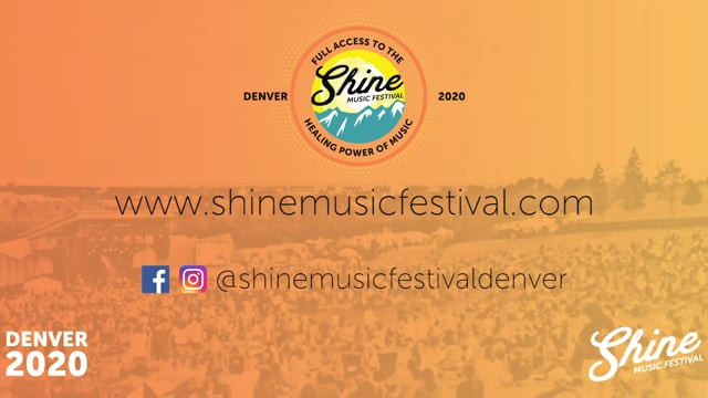 Shine Music Festival Promo