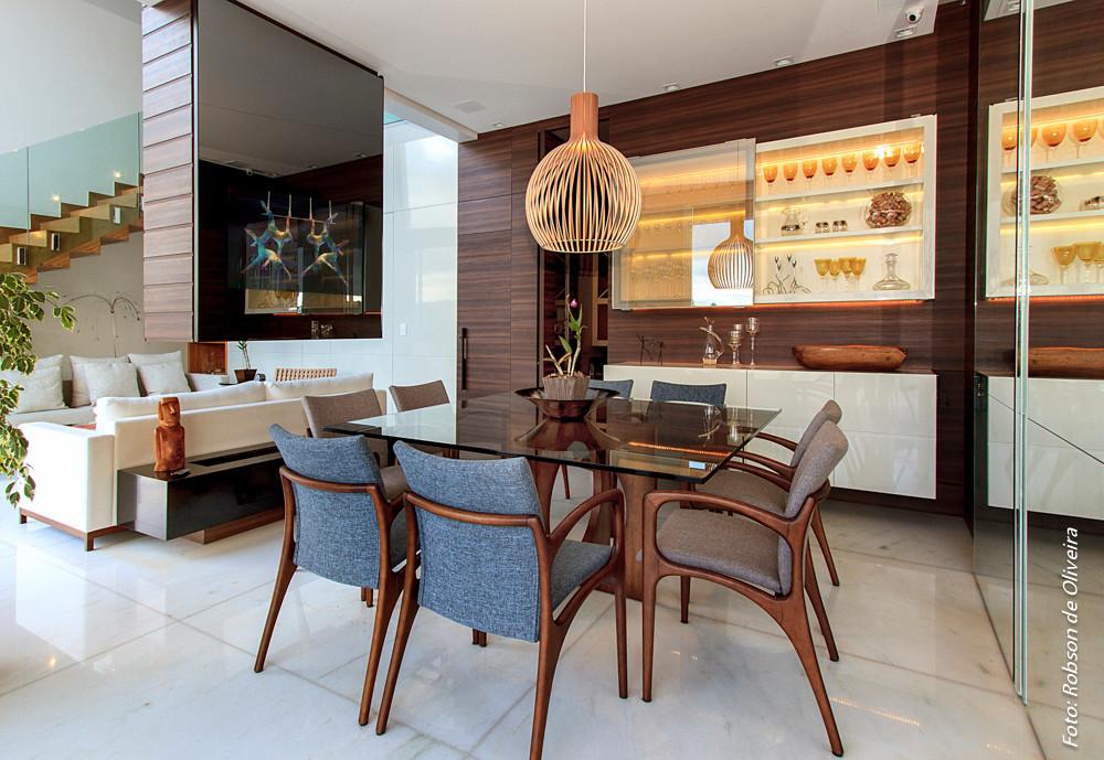 Residência projeto da arquiteta Maina