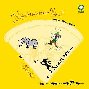 Märchenpizza No2