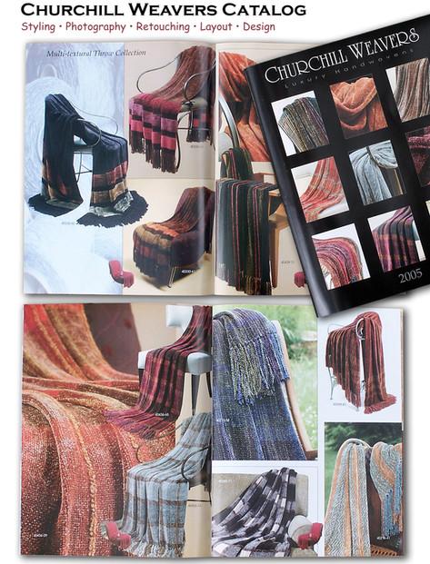Churchill Weavers Catalog
