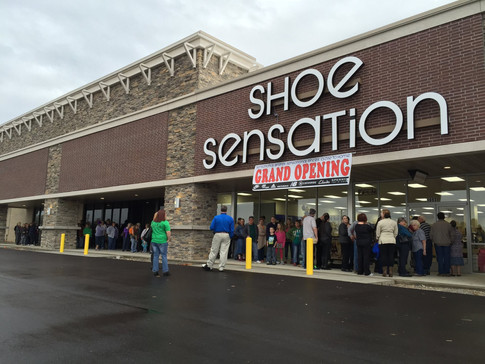 Shoe Sensation Grand Openings