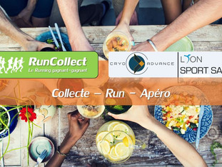 EVENT w/ CRYOAdvance - Edition 1 - La Collect/Run/Apéro