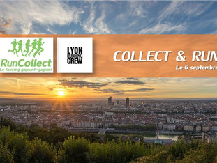 EVENT w/ LYON RUNNING CREW - Le Collect & Run