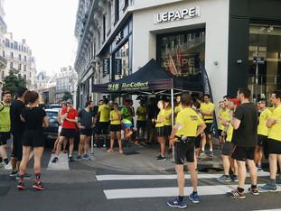 EVENT w/ Le Pape Store - Le Collect & Run