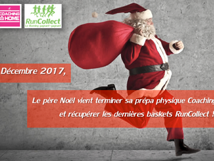 EVENT w/ Coaching@home - RunCollect de Noël