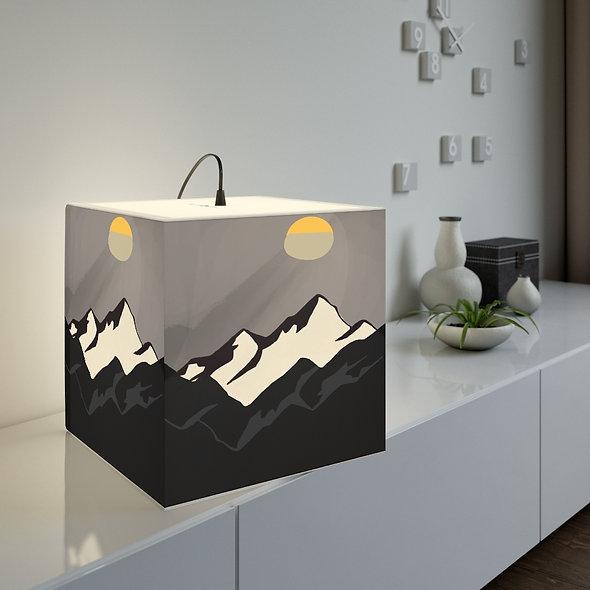 Mountains Lamp