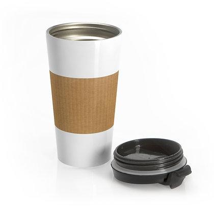 """Warm Slevee"" Travel Mug"