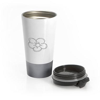 Flower Travel Mug