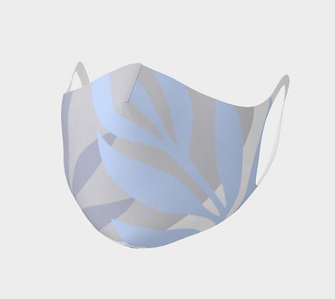 Blue Leaf Double Knit
