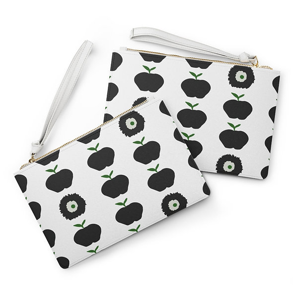 Apples Clutch Bag