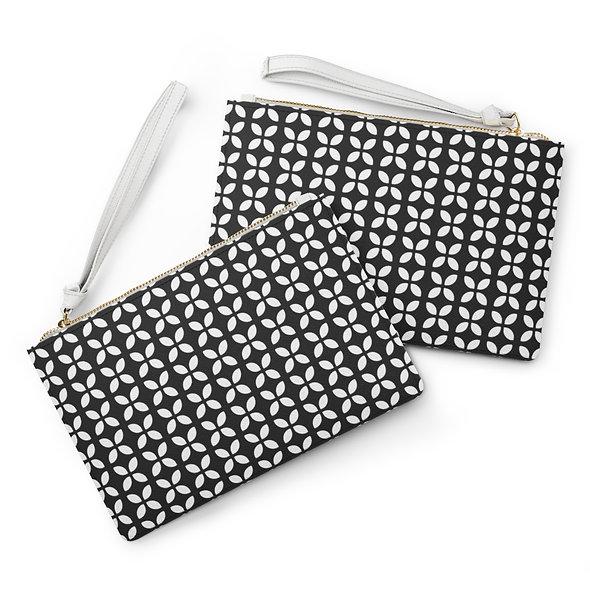 Black & Whire Clutch Bag