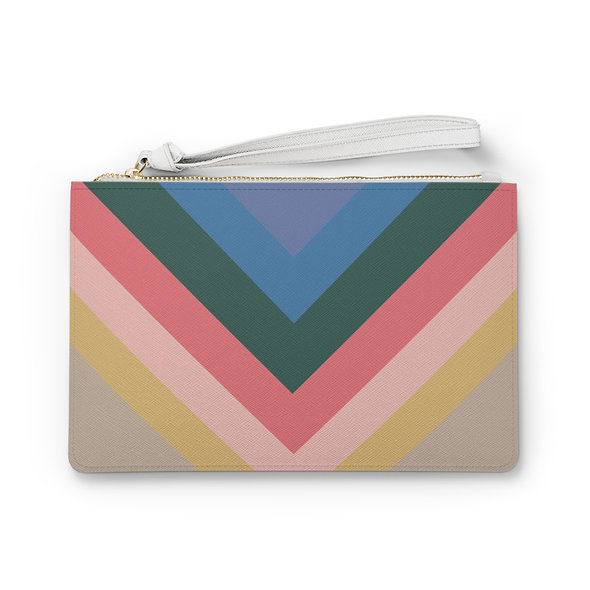 Arrows Clutch Bag