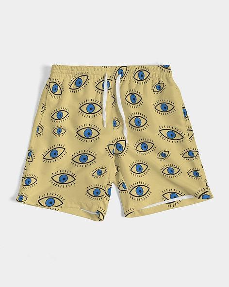 Evil Eye Yellow