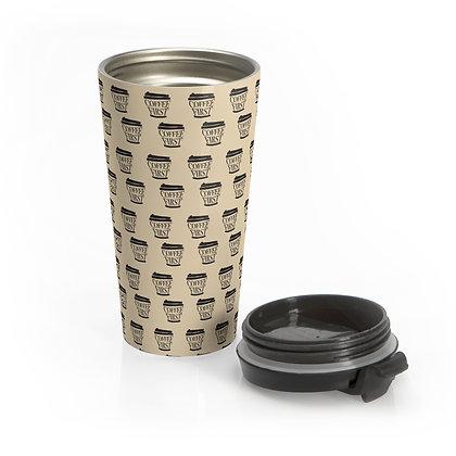First Coffee Eco-Travel Mug