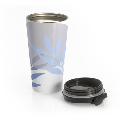 Blue Leaf Eco-Travel Mug