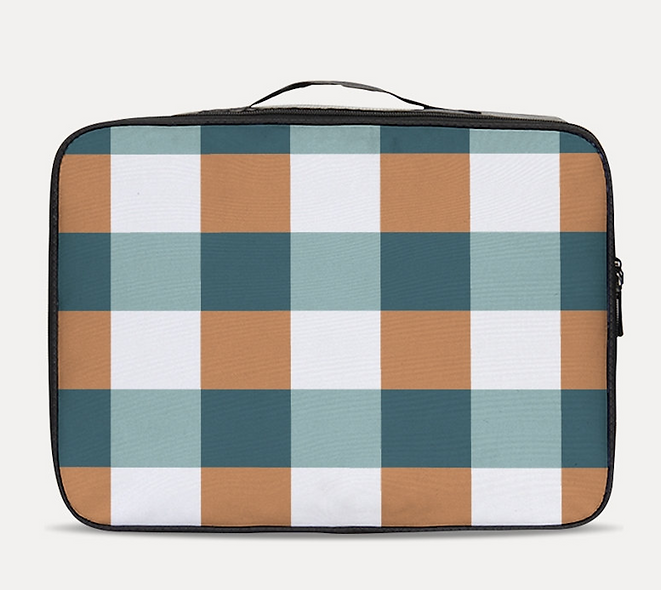 Squares Travel Case
