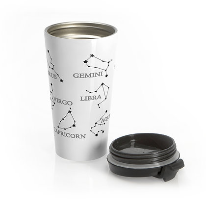 Zodiac Travel Mug