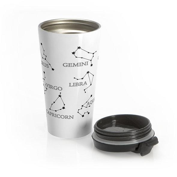 Zodiac Travel Mug
