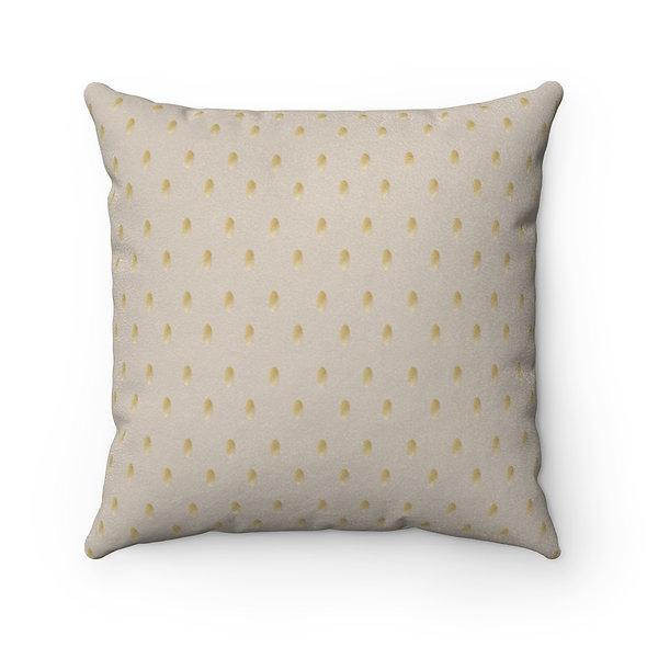 Golden Chircles Pillow Case