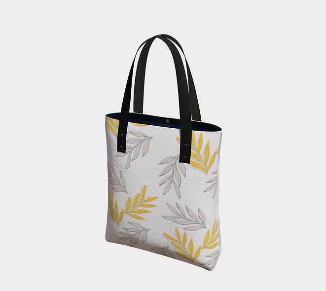 Yellow Leaf Urban Bag