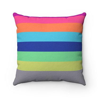 Rainbow Pillow Case