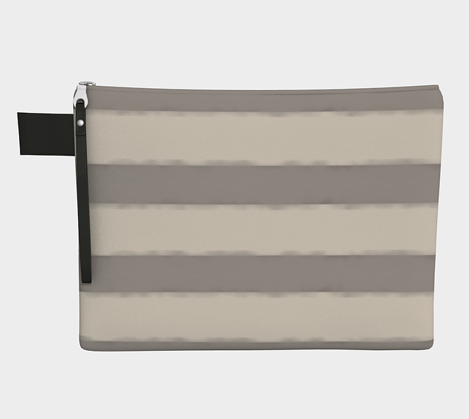 Scandi Boho Carry-all Pouch