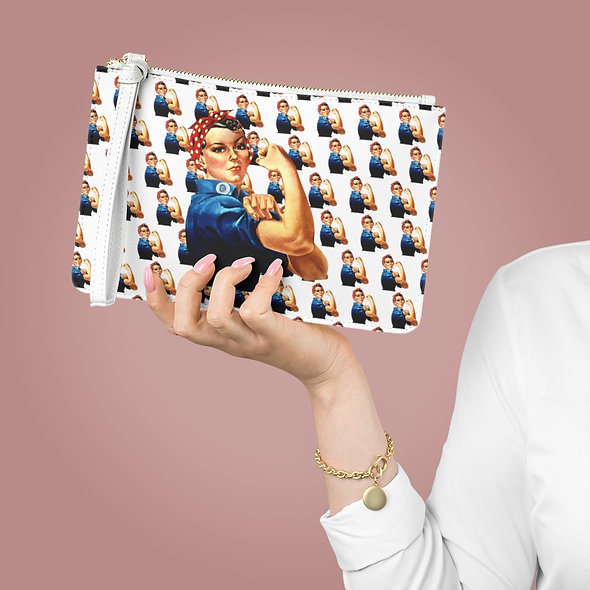 Rosie Clutch Bag
