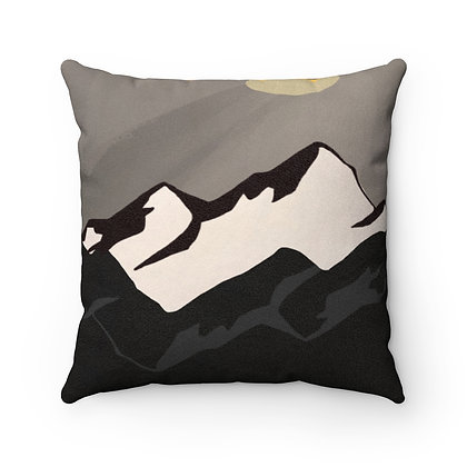 Mountains Pillow Case