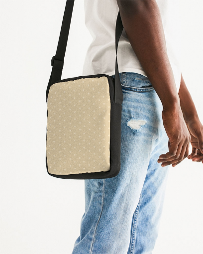 Small Hearts Unisex Messenger Pouch