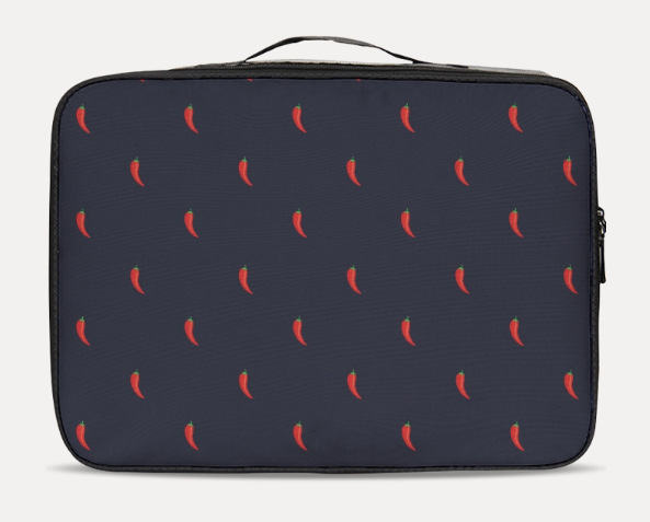 Peppers Travel Case