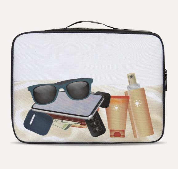 Sand Travel Case