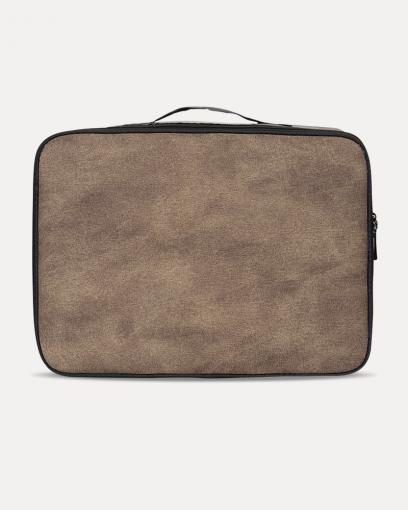 """Leather"" Travel Set"