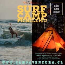 Amaury Scheffter Surf Camp CampAventura.