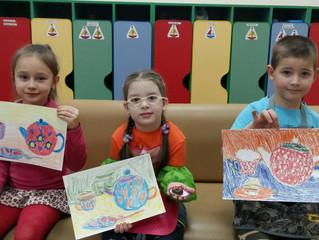 Творческие мастерские для детей.