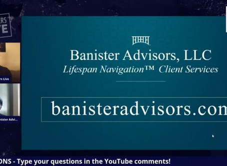 Vanessa Laughlin Pitches Banister Advisors at Founders Live