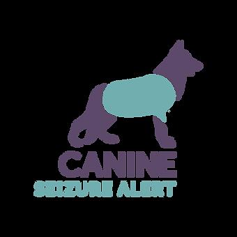 Canine Seizure Alert Logo by Huck Yeah Studio