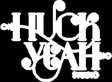 Huck Yeah Studio Logo