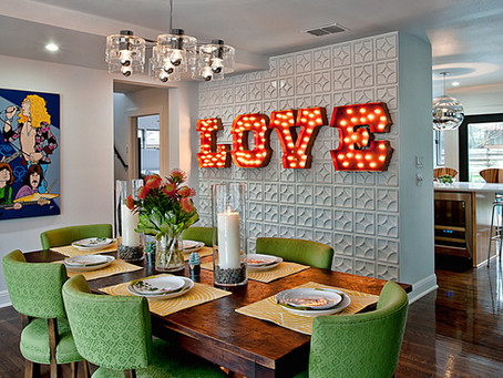 Dining Rooms that we Love