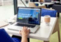 LampPost Planning Homepage by Huck Yeah Studio
