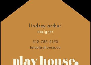 PlayHouse Type Treatment by Huck Yeah Studio
