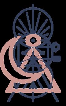 Luna Atelier Skin logo extension by Huck Yeah Studio