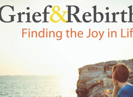 "Vanessa Laughlin featured on ""Grief & Rebirth: Finding the Joy in Life"" Podcast"