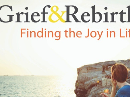"""Vanessa Laughlin featured on """"Grief & Rebirth: Finding the Joy in Life"""" Podcast"""